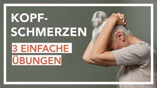 Was hilft gegen Kopfschmerzen - Übungen mit Schmerzspezialist Roland Liebscher-Bracht