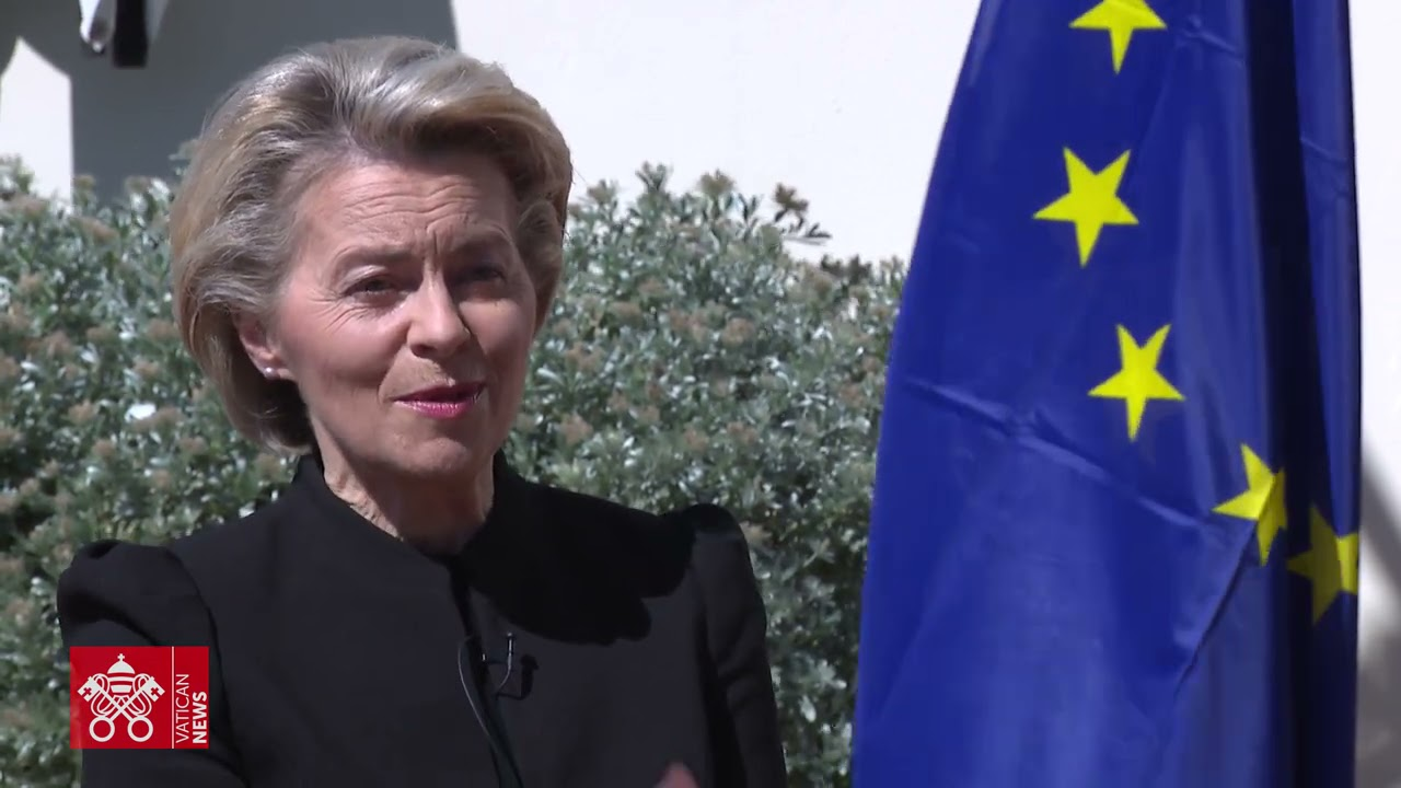 Pope and European Commission President underscore good relations - Vatican  News