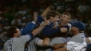1988 WS Gm5: Dodgers win the World Series(10/20/88: Orel Hershiser strikes out Tony Phillips to secure the Dodgers' 1988 World Series Championship Check out http://m.mlb.com/video for our full archive ..., 2014-12-10T20:18:16.000Z)
