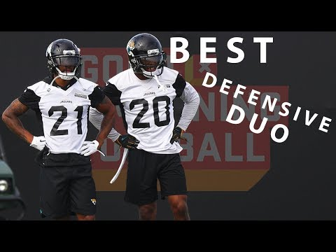 Who is the Best Defensive Duo in the NFL? | NFL Network