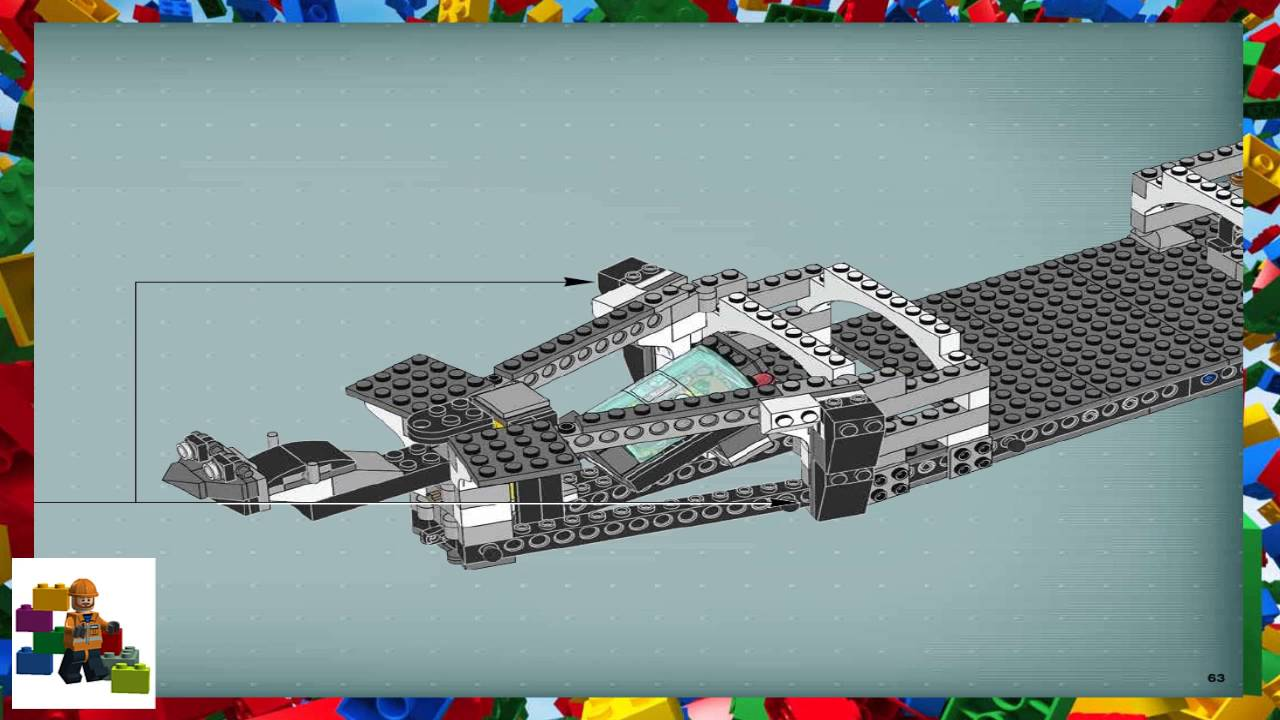 Lego Instructions Agents 70173 Ultra Agents Ocean Hq Youtube