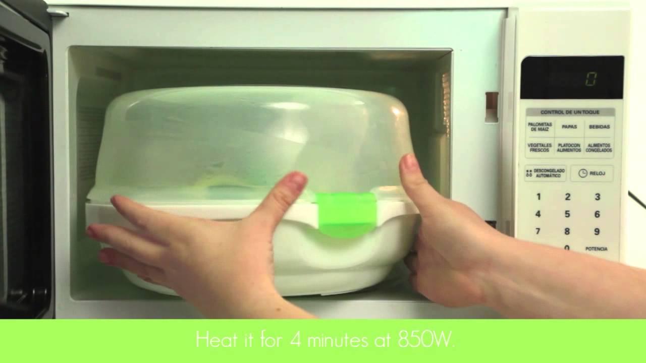 Microwave Sterilizing Baby Bottles Safe Bestmicrowave
