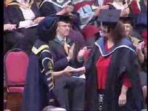 Graduation Oxford Brookes - YouTube