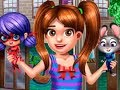 Emma  Puzzle Games - Emma's Lost Toys -  Games for Kids