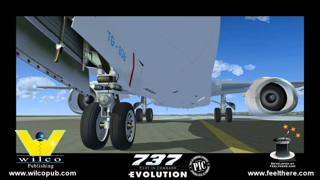 simMarket: WILCO - 737 PILOT IN COMMAND EVOLUTION DELUXE - FSX