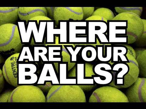 Where are your balls? Original Song by Stevecash83