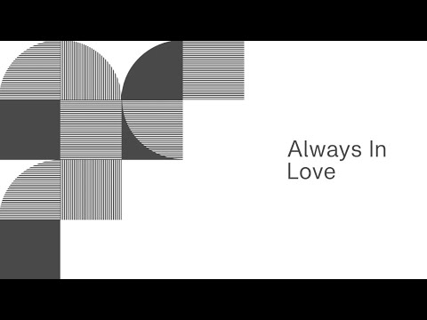 A Certain Ratio - Always In Love (Official Visual)