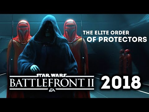Star Wars Battlefront 2 - NEW UPDATES FOR 2018! Royal Guards, Honor Guards and New Gameplay Updates!