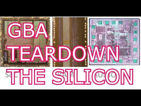 GBA: Start of  System on Chip Silicon in 2001