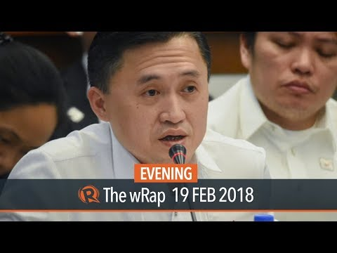 Bong Go rails against Rappler, Inquirer in Senate hearing