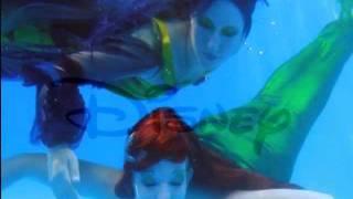 Ariel the little Mermaid  | Disney [ Underwater Cosplay]