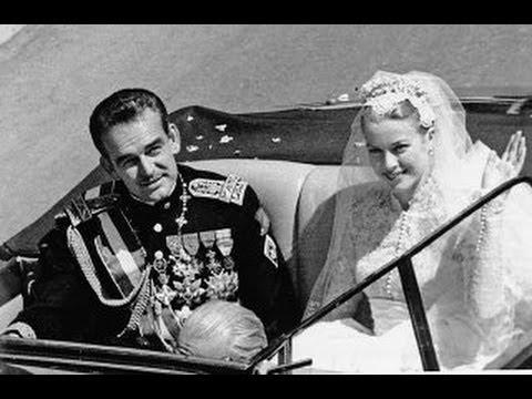 Grace kelly & prince Rainer III of Monaco, great love stories