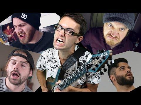 Guitar Faces!