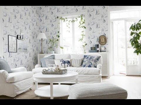 Обои для Гостиной - 2018 / Living Room Wallpaper / Wohnzimmer Tapete