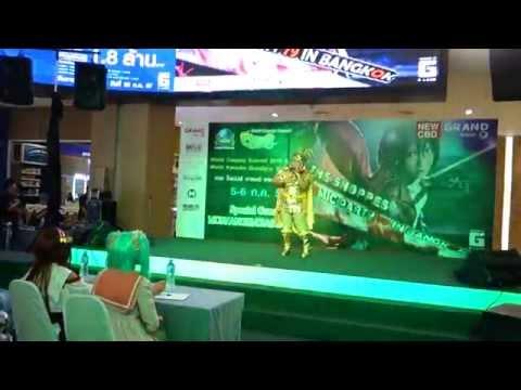 Thai World KARAOKE Grandprix Final Round part 5/6