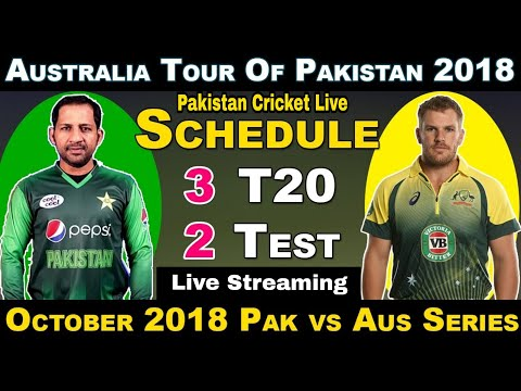 Pak Vs Aus Tour Of UAE Live Streaming Ten Sports Live
