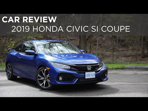 2019 Honda Civic Si | Car Review | Driving.ca
