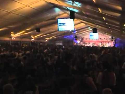 Musikfest Schoppernau 2011 Samstag-Nacht