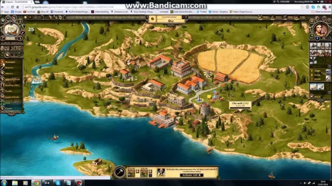 How To Install Dio Tools On Chrome For Grepolis YouTube - Grepolis us maps