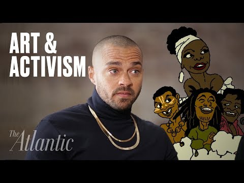 John Legend and Jesse Williams on Art and Activism
