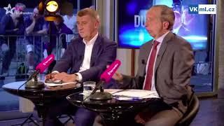 Duel TV Barrandov s Andrejem Babišem
