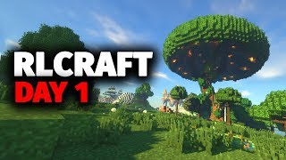 RLCraft Gives Me Nightmares - Ep 1