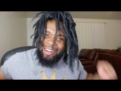 Weezy Wednesday: Lil Wayne - Go DJ | Reaction (With Dreads)