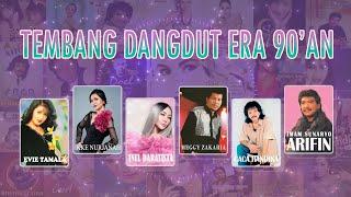 (LIVE) Inul Daratista - Meggi Z - Evie Tamala  • Lagu Dangdut 90an • Dangdut Klasik #LiveMusic