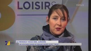 Chronique juniors : «Inuk», voyage en terre glacée