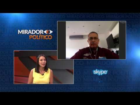 Entrevista a @RichardBlancoOF- Mirador Político 28-07-2017 Seg.  03