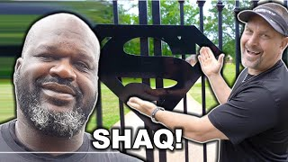 SHAQ is Getting an Aquascape *POND* - Part 1