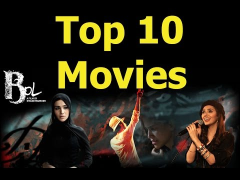 Top 10 Highest Grossing Movies of Pakistan