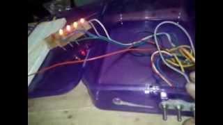 3 to 8 line demultiplexer demux decoder