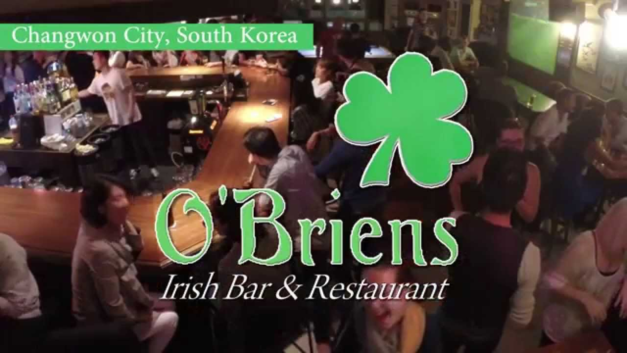 Download O'Briens Irish Bar and Restaurant, Changwon CIty, South Korea
