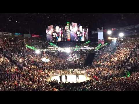 Conor McGregor UFC 194 Walk Out