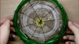 Пластиковая веревка - лучший материал для корзин(, 2013-03-23T18:14:48.000Z)