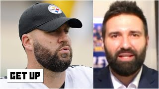 Going undefeated is meaningless unless you win it all - Ninkovich on the Steelers' season | Get Up