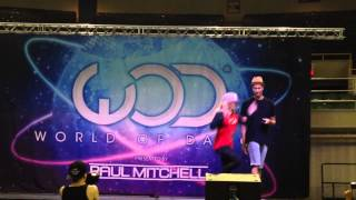 World Of Dance Hawaii 2013/ Chachi Gonzales