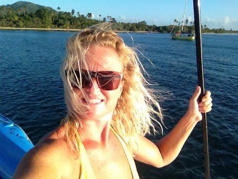 SE2 EP20. Night Sailing Puerto Rico, Salinas to Fajardo. Sailing Trio Travels.
