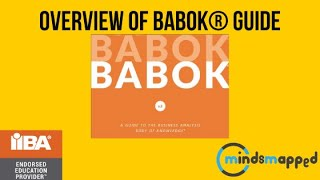 BABOK Guide V3 Summary and Content Overview - Business Analysis Knowledge Areas