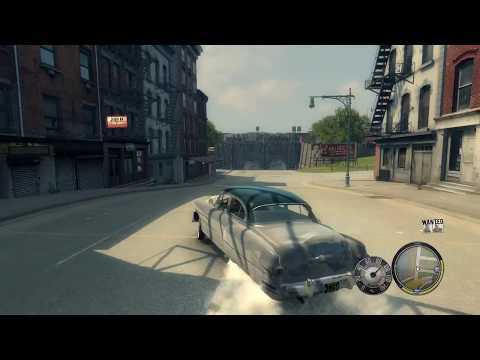 Mafia II Drift 89