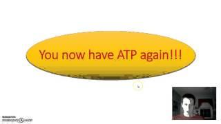 Extra Credit Video ATP Hydrolysis