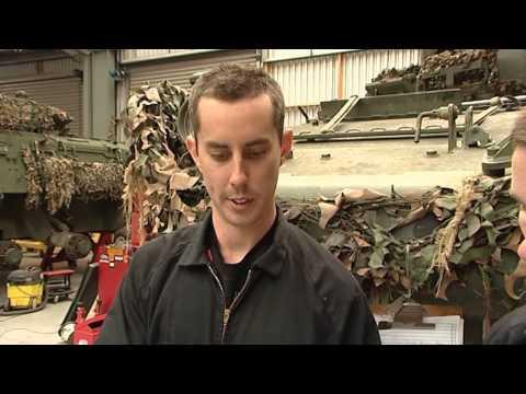 A Career As A NZ Army Electronics Technician (JTJS82013)