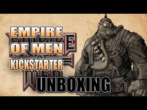 Empire of Men: Affordable Miniatures Kickstarter Review