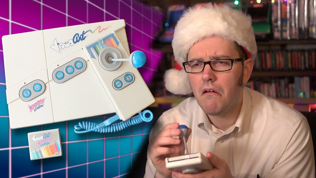 LJN Video Art - Angry Video Game Nerd - Episode 133 - YouTube