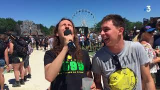 Hellfest 2018 : balade avec Ultravomit (Mathieu et Nicolas)