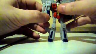 (FRENCH) Review Reveal The Shield Legend G1 Starscream