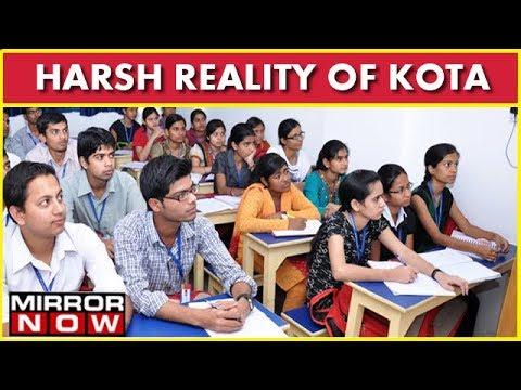 Kota's Dark Reality Of Coaching Classes Exposed I Mirror NOW Exclusive