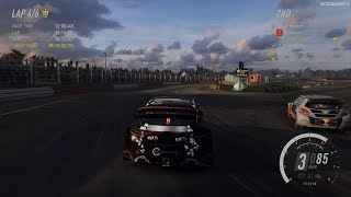 DiRT Rally 2.0 - Renault Megane RS RX - Lohéac Bretagne Rallycross Gameplay [4K 60FPS]