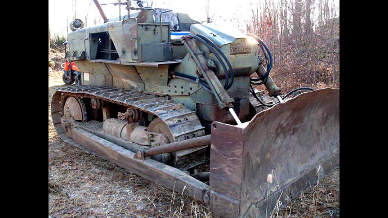 Forgotten companies: Eimco tractors and bulldozers